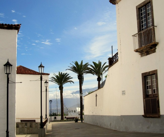 Willa w San Juan De La Rambla