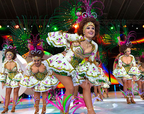 PROGRAM:Carnaval Santa Cruz de Tenerife 2015
