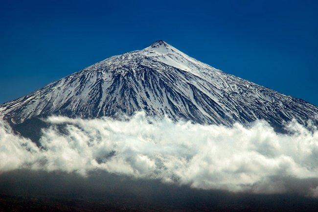 Treking na wulkan El Teide