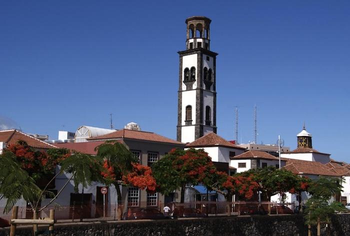 Santa cruz de tenerife hiszpania wyspy kanaryjskie - Atico santa cruz de tenerife ...